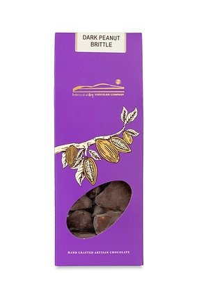 Dark Peanut Brittle Bag 250g