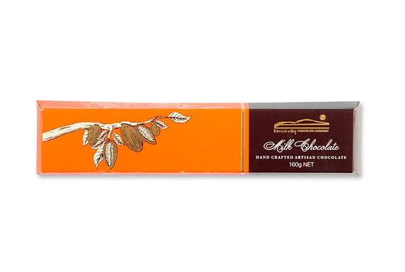Milk Honey Macadamia Bar 160g