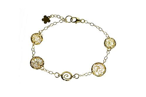 Bracelet -5 elements