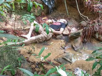 Muerto en Barranco