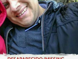 Familia Ortega Busca a Andrés