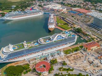 Hasta Tres mil Pasajeros por día en Puerto Mágico
