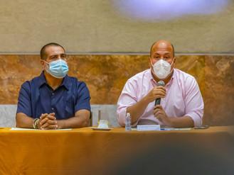 Arturo Dávalos a un Paso de la Diputación