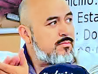 BRUNO BLANCAS MERCADO; SUERTE TE DE DIOS