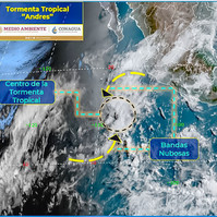 Vendrá Ciclón en Mayo