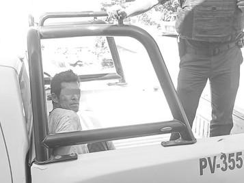 Otro Detenido con Vehículo Robado
