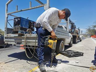 Anuncia SEAPAL cierres viales en la ciudad por trabajos programados