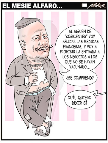 EL MESIE ALFARO...