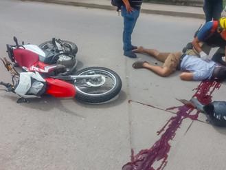 Se Mató Otro Motociclista