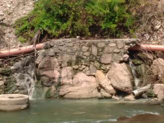 Les Vale Madre las Aguas Puercas en el Cuale
