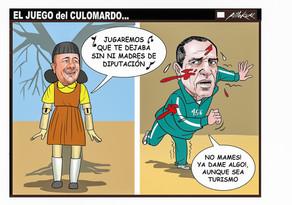 El Juego del Culomardo...