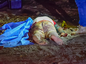 Lo Mataron en el Río