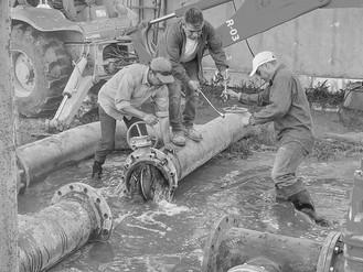 En Mejora Continua la Calidad del Agua Tratada en la PTAR Norte II