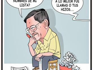 Armando el Gabinete...