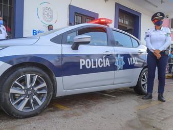 Se cumplió con la seguridad de los bahiabanderenses: Jaime Cuevas