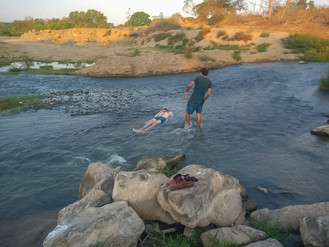 Tiran a Inglés al Río Ameca