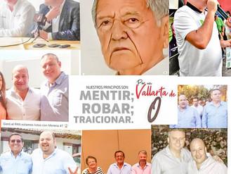 Alfaro Manipula Candidatura de Morena Vallarta