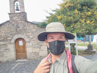De Talpa a Santiago de Compostela