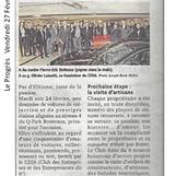 2015 - Le Progrès - Pierre-Eric BETHOUX