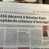 2015 - Le Progrès - Trophée du créateur