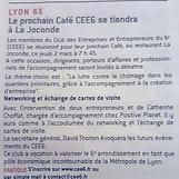 2017 - Le Progrès - Le Cee6 continue sa