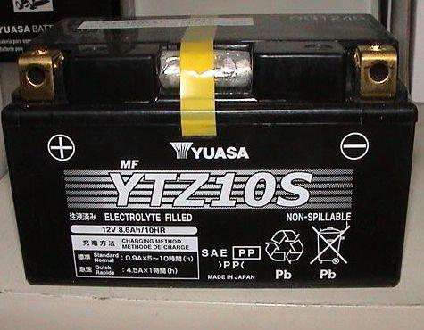 Yuasa YTZ10S