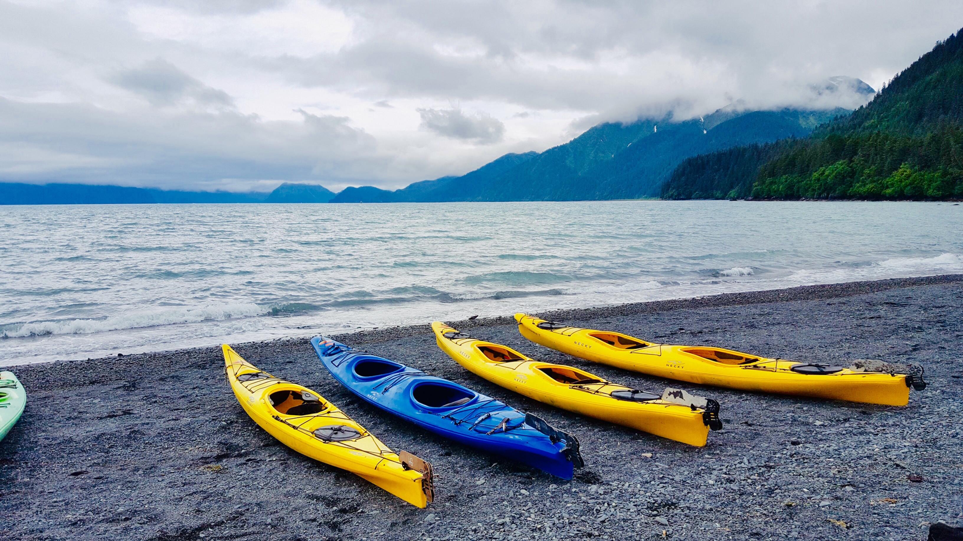Premium Kayaking