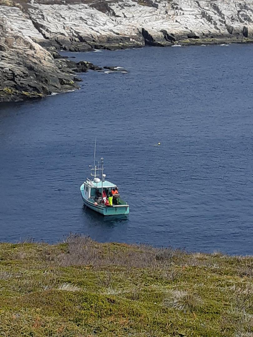 Lobster Fishermen in Duncan's Cove.jpg