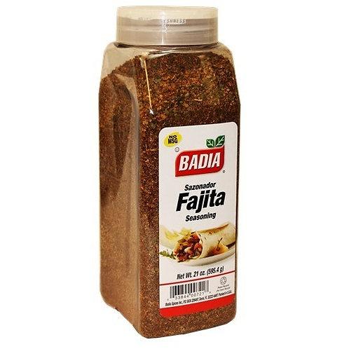 Badia Fajita Seasoning (12x9.5 OZ)