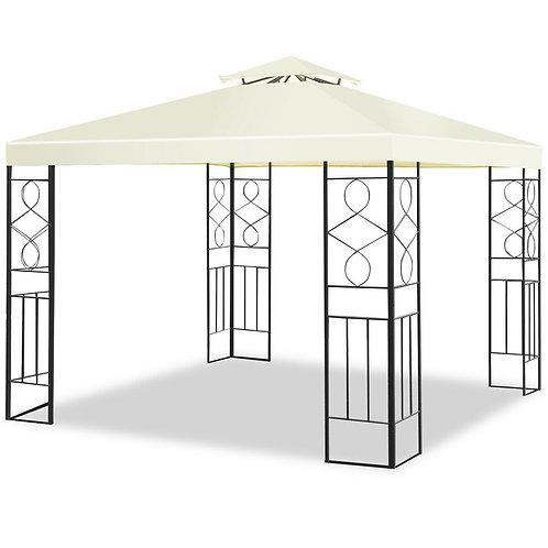 2 Tiers 10' x 10' Patio Gazebo Canopy Tent