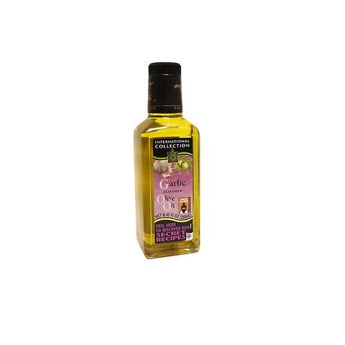 International Collection Garlic Flavoured Olive Oil 8.45 oz