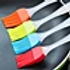 2pcs Household High Temperature Barbecue Brush BBQ Tools Easy To Clean Soft