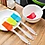 Thumbnail: 2pcs Household High Temperature Barbecue Brush BBQ Tools Easy To Clean Soft