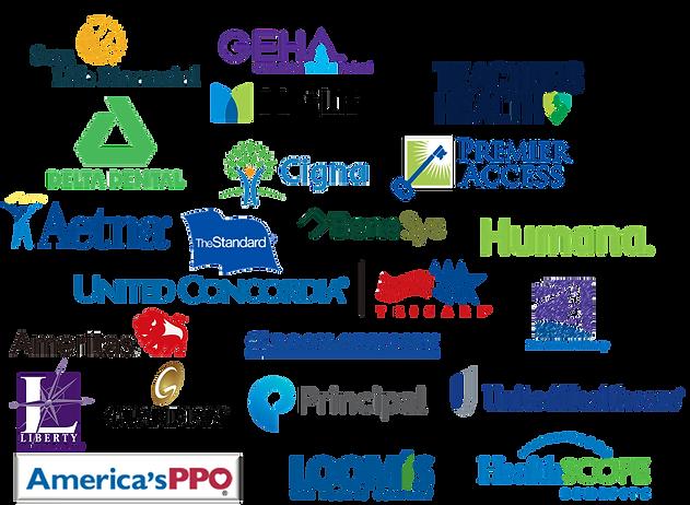 Dental Insurance Logos