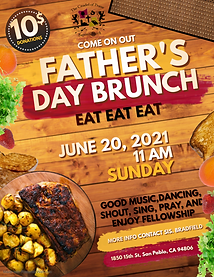 Copy of Barbecue fathers day barbecue -