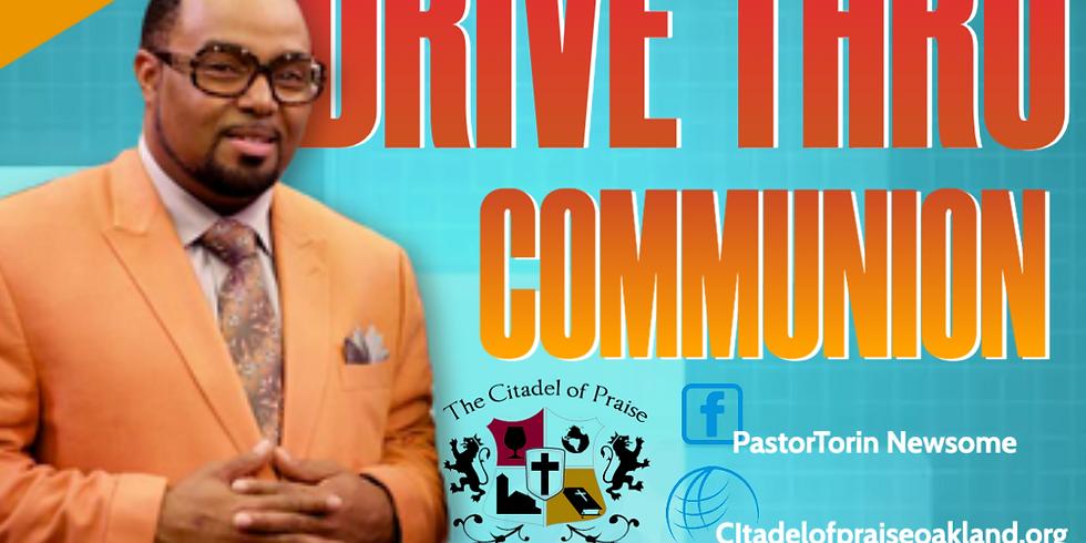 drive thru communion