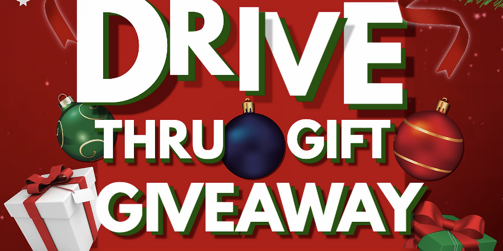 Drive-Thru Gift Giveaway