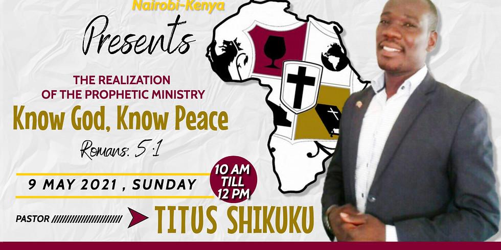 Know God Know Peace