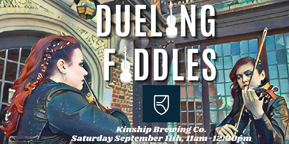 Dueling Fiddles | Kinship Brewing Co.