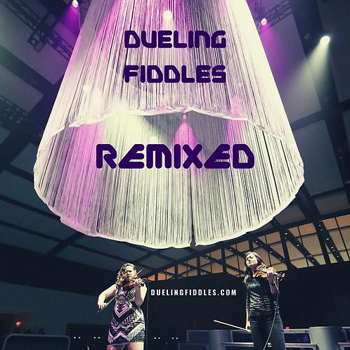 Remixed (digital download) Album