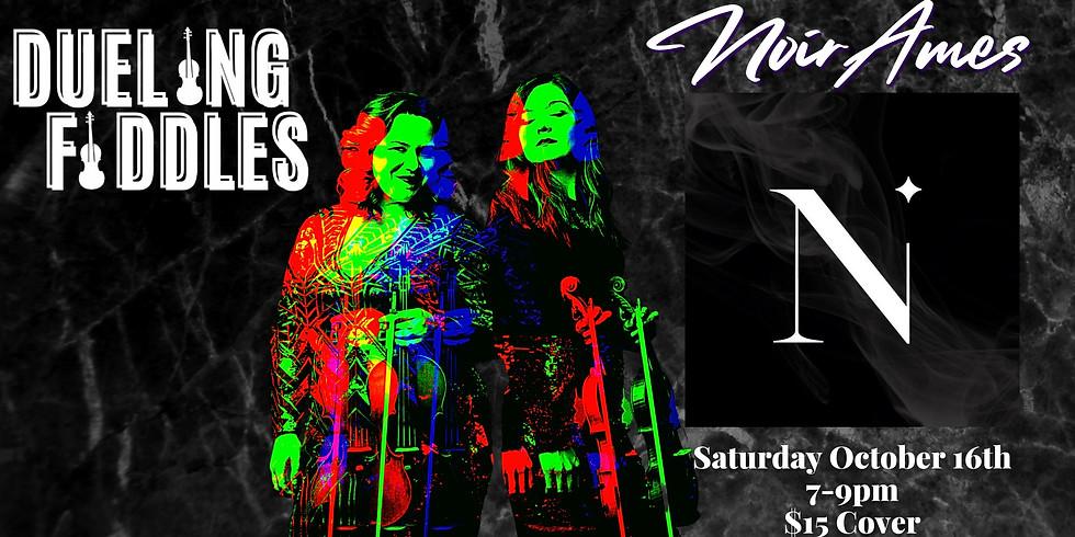 Dueling Fiddles | Noir