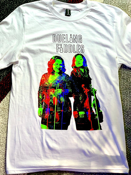 Dueling Fiddles T-Shirt