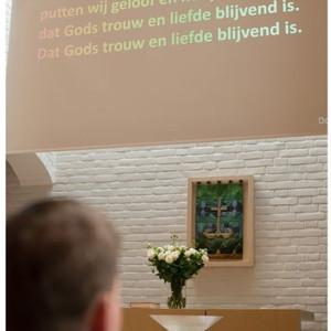 Dankbaar voor een accepterende kerk
