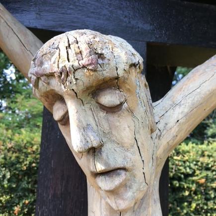 De eenzaamheid van de verlaten Christus.