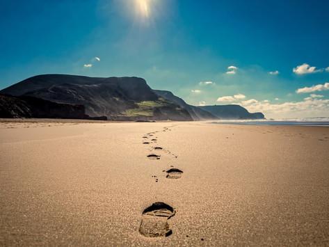 De weg naar jezelf is langer dan een voetreis om de wereld