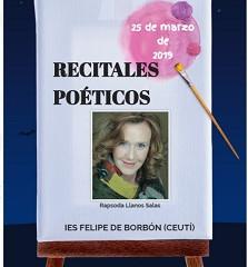 Recitales poéticos