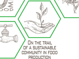 "1º encuentro Erasmus + ""On the trail of a sustainible community in food production"""