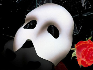 "Santa Cecilia: ""El fantasma de la ópera"""
