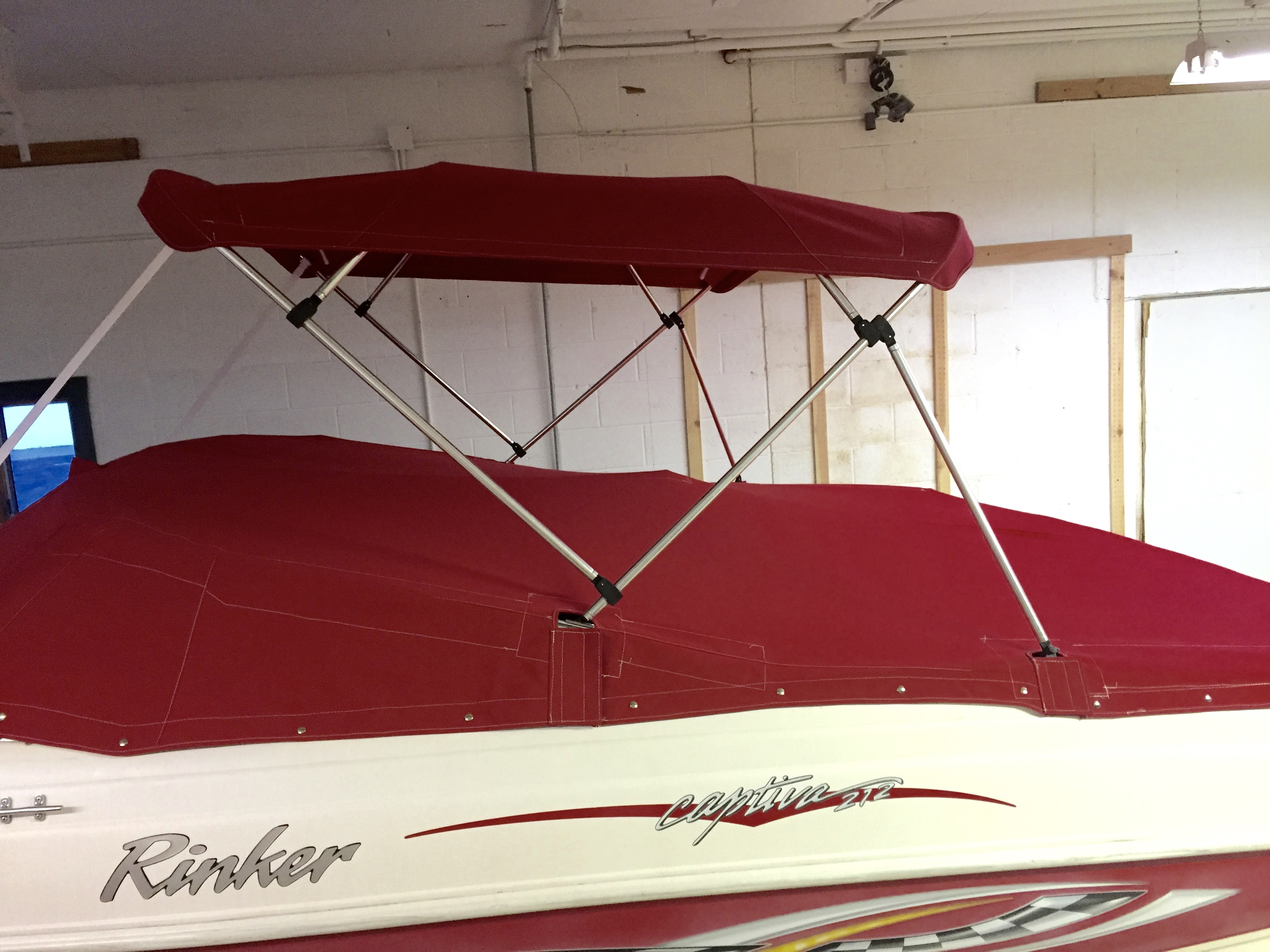 Bimini by Cutwater Canvas