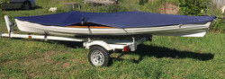 Wherry Mooring Cover by Cutwater